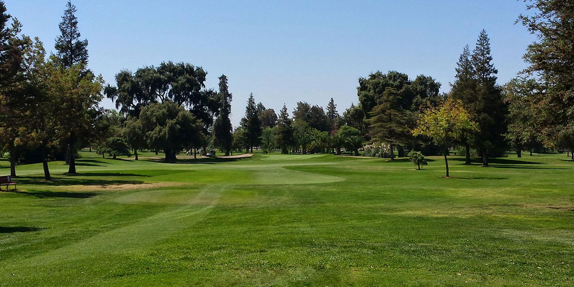 Manteca Park Golf Course Manteca Ca